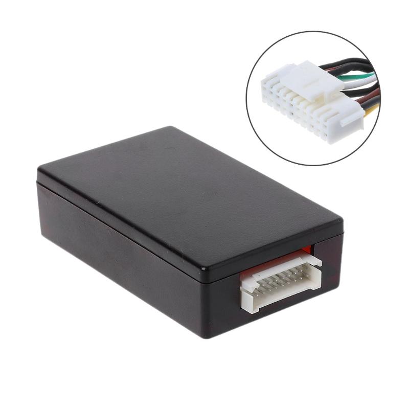 Конвертор с RGB в AV (cvbs) для подключения штатных камер к RCD