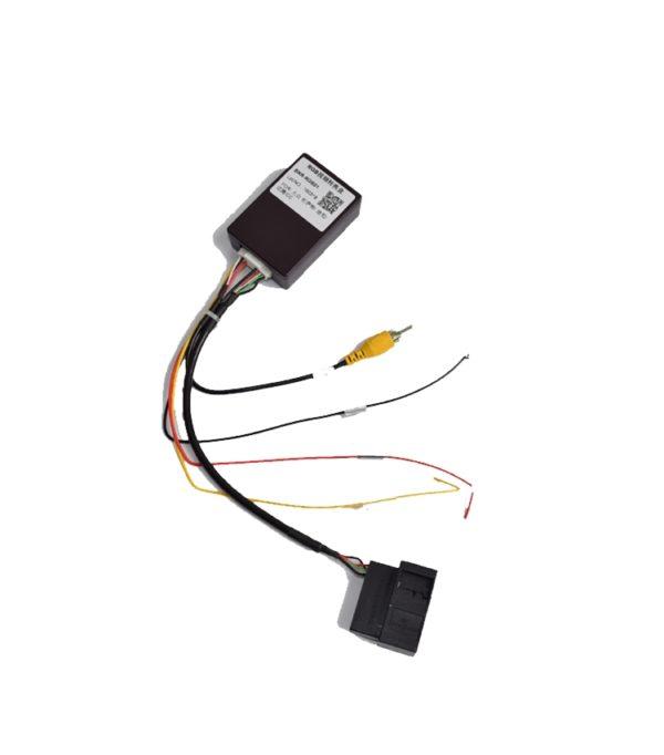 Конвертор с RGB в AV (cvbs) для подключения штатных камер к RCD 330 280