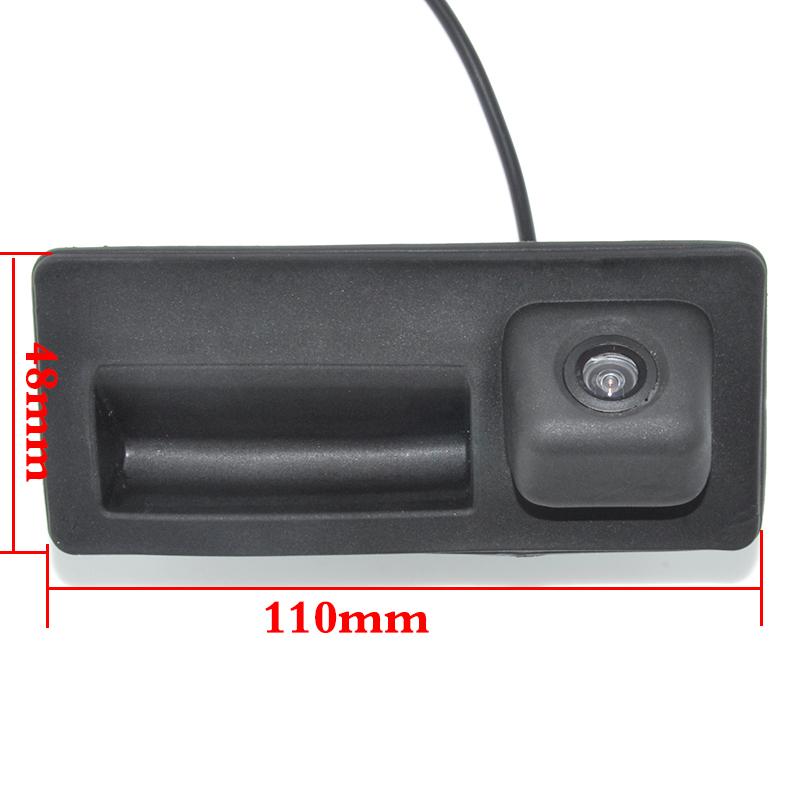 Камера 170° в ручку багажника vw ,B7 usa, Jetta Tiguan Polo sedan