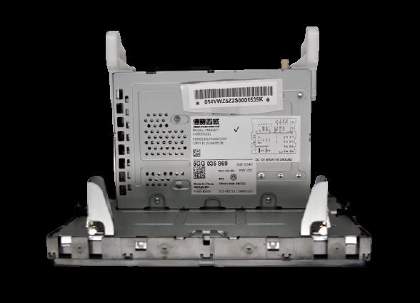 Штатная магнитола Discovery pro RCD 520 / MQB 5GG035869 для Фольксваге