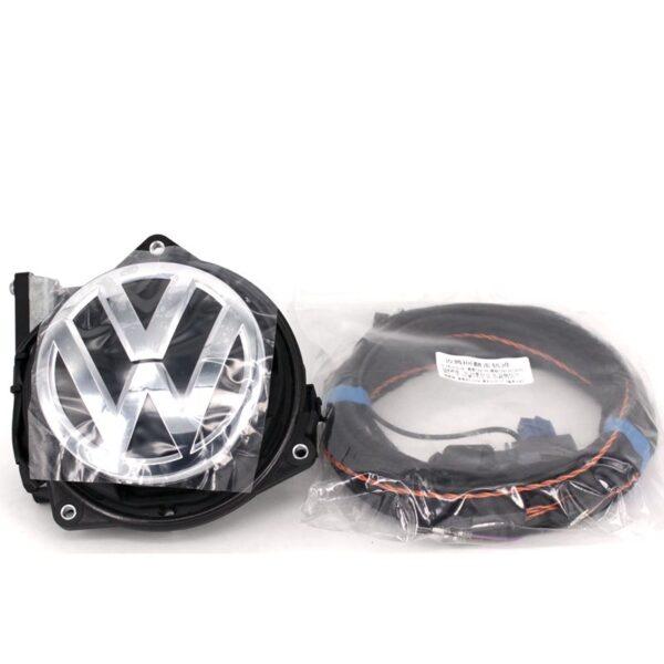 Оригинальная штатная камера заднего вида с траекторией  для Volkswagen Golf MK7, Golf MK7,5